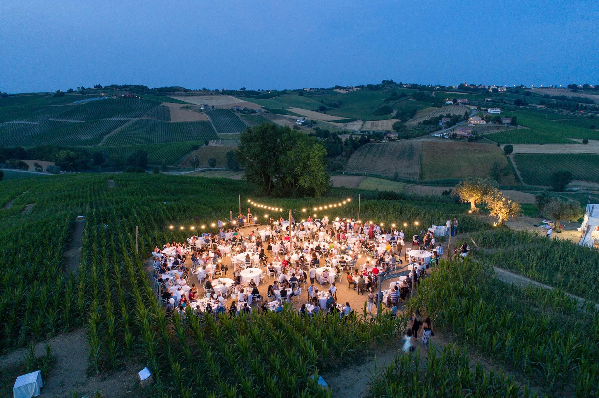 Pic Nic in Emilia Romagna Scollina