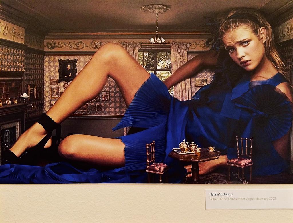Natalia Vodianova - Vogue 2003