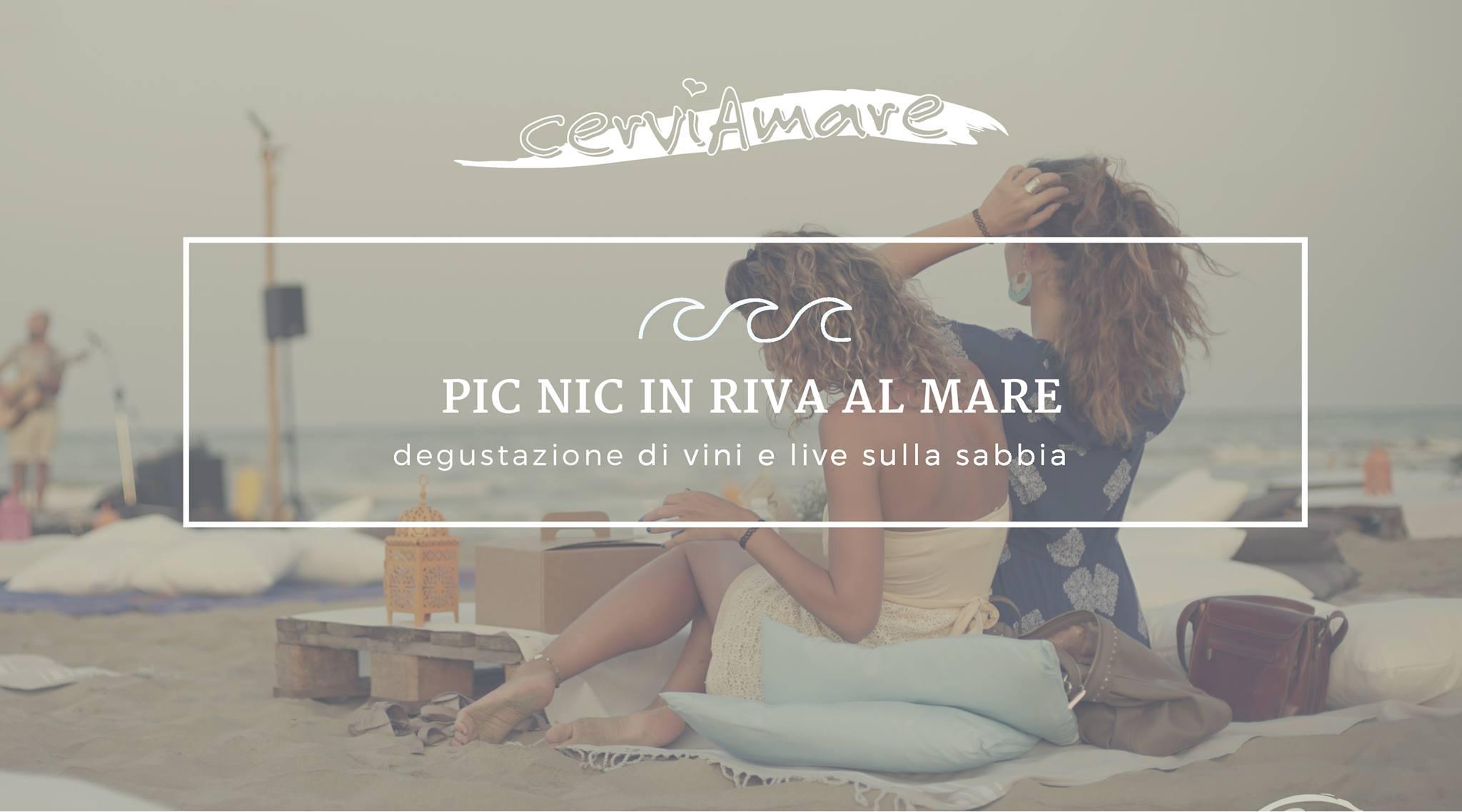 Pic Nic in Emilia Romagna Cerviamare