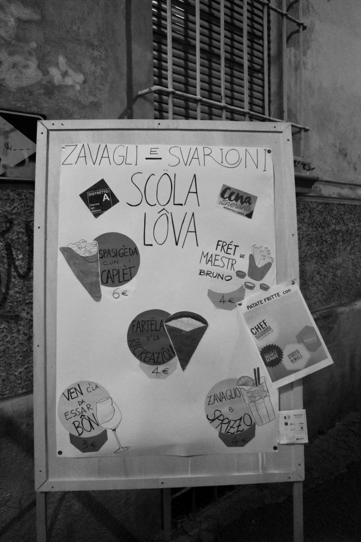Cena Itinerante Faenza 2018