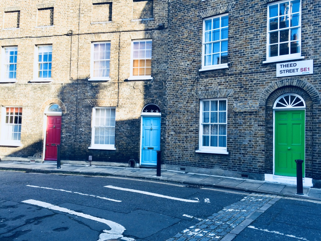 5 giorni a Londra cosa vedere theplaceB Roupell Street