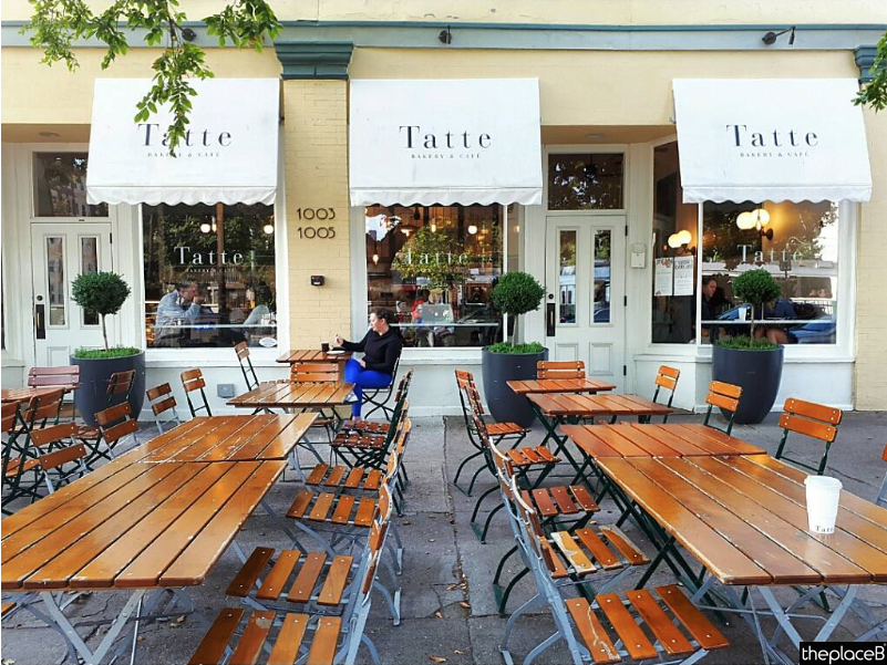 Boston to do list 5 luoghi da visitare Tatte Bakery