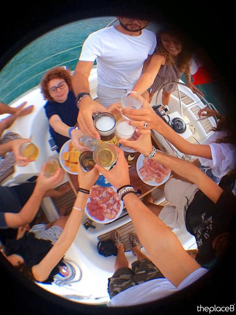 Orange Sea Effect Start-up Barche in affitto