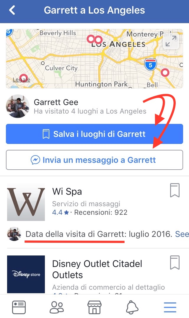 Facebook City Guides Guide Città theplaceB