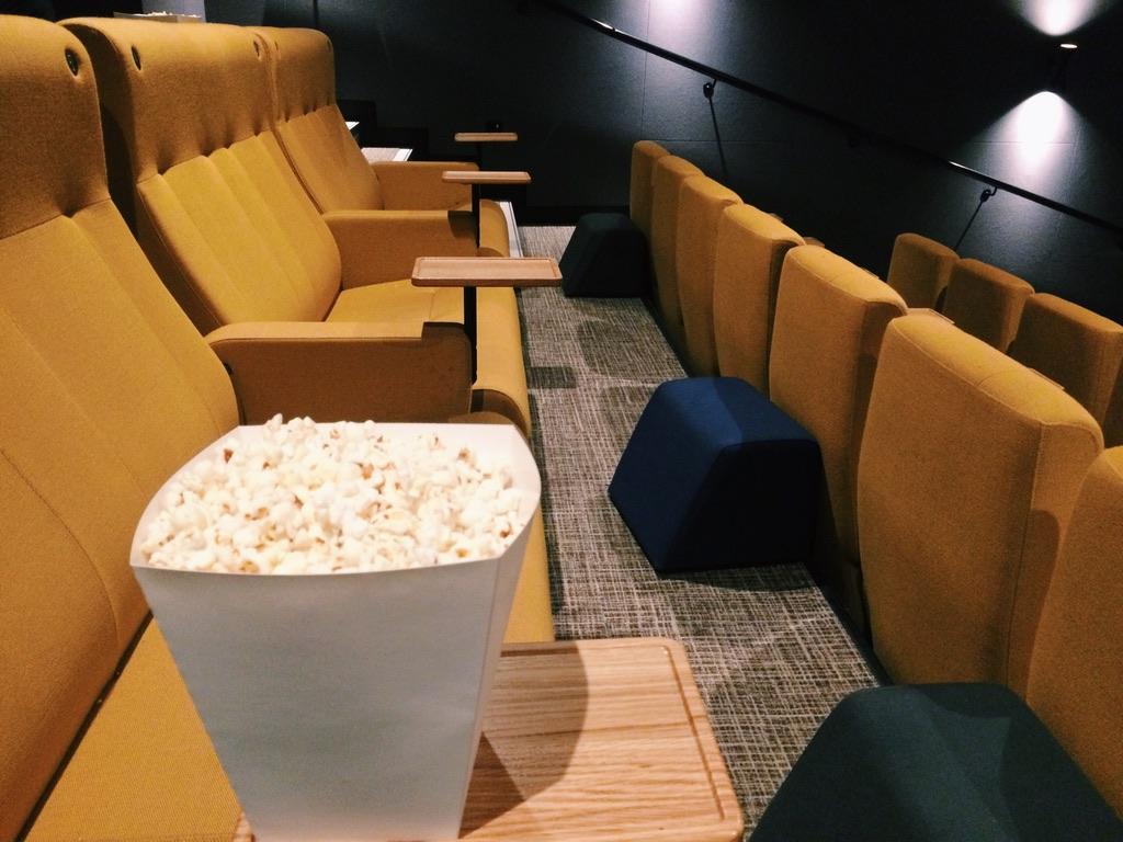 5 giorni a Londra cosa vedere theplaceB Curzon Aldgate Cinema