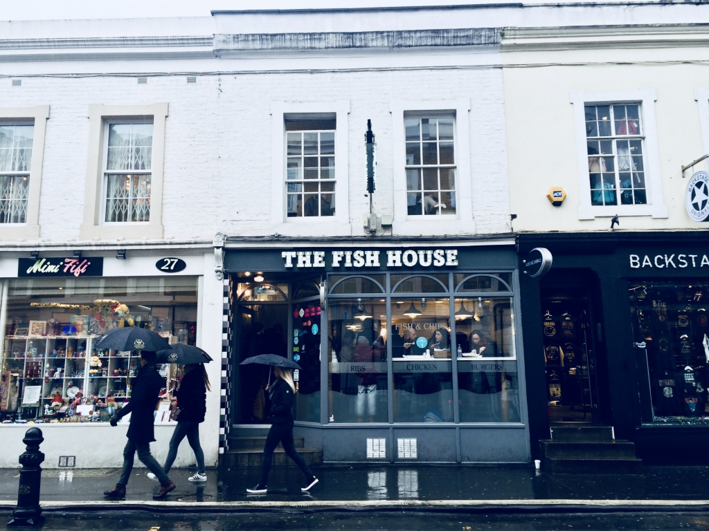 5 giorni a Londra cosa vedere theplaceB Notting Hill