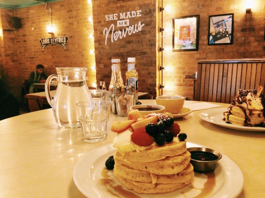 5 giorni a Londra cosa vedere theplaceB The Breakfast Club