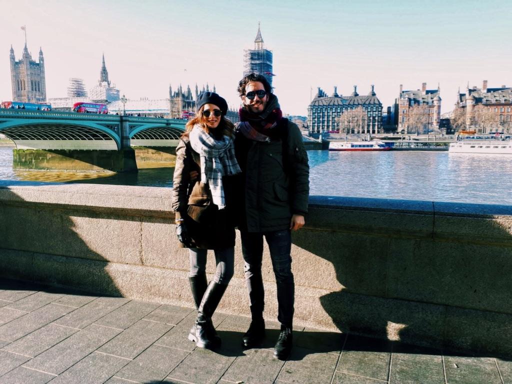 5 giorni a Londra cosa vedere theplaceB
