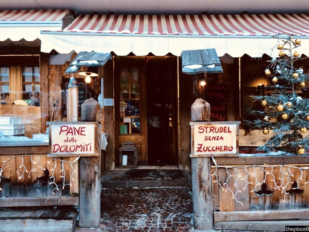 Marlene Pasticceria Campitello Val di Fassa the place B