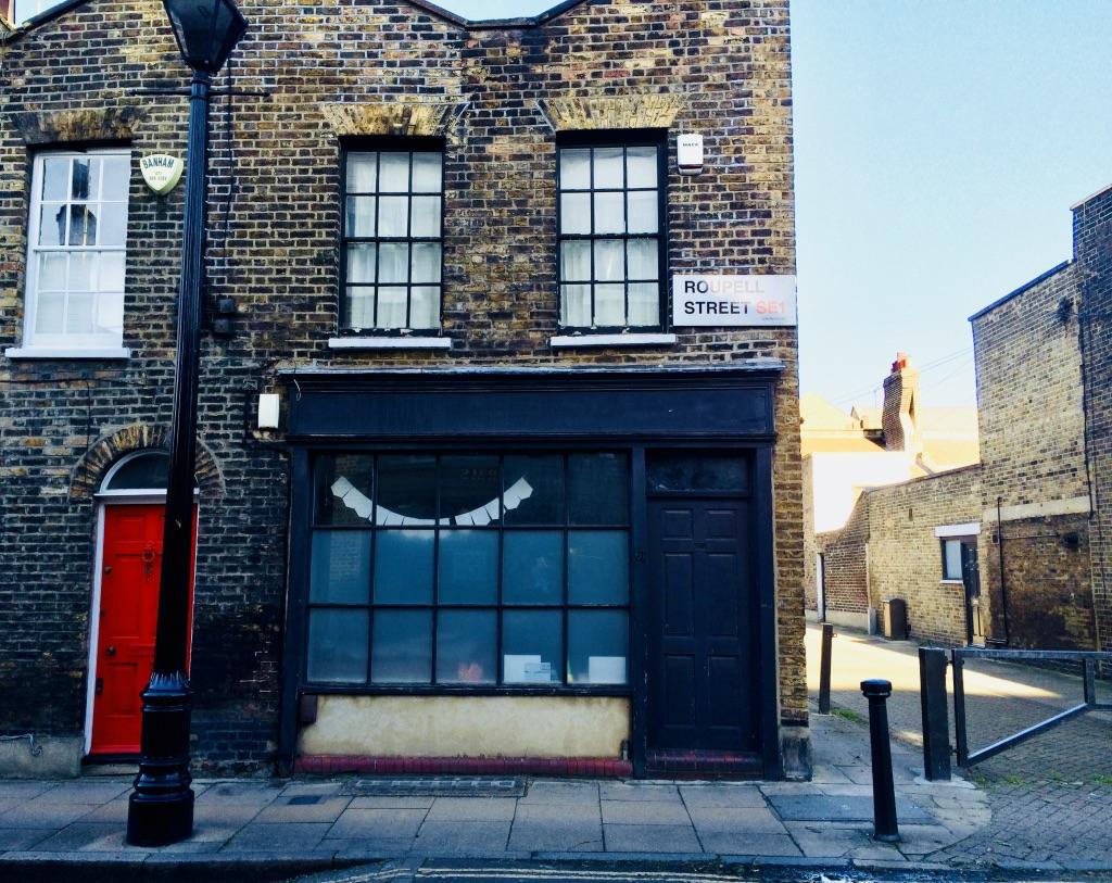 5 giorni a Londra cosa vedere theplaceB Roupell Street