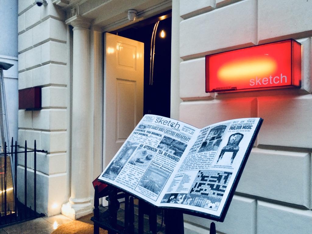 5 giorni a Londra cosa vedere theplaceB Sketch