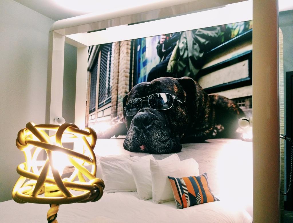 5 giorni a Londra cosa vedere theplaceB Qbic Hotel