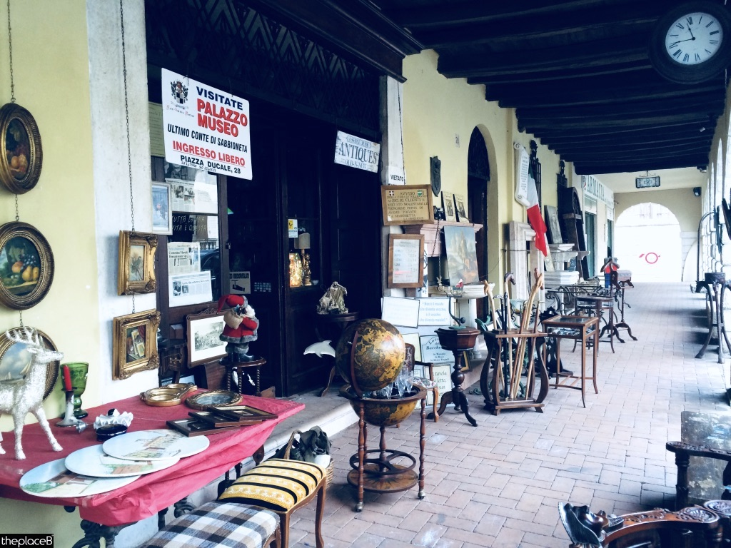 Mantova Sabbioneta weeekend theplaceB travel blogger Dal Conte Sabbioneta
