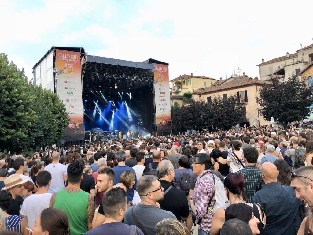 Barolo Collisioni Festival Lenny Kravitz