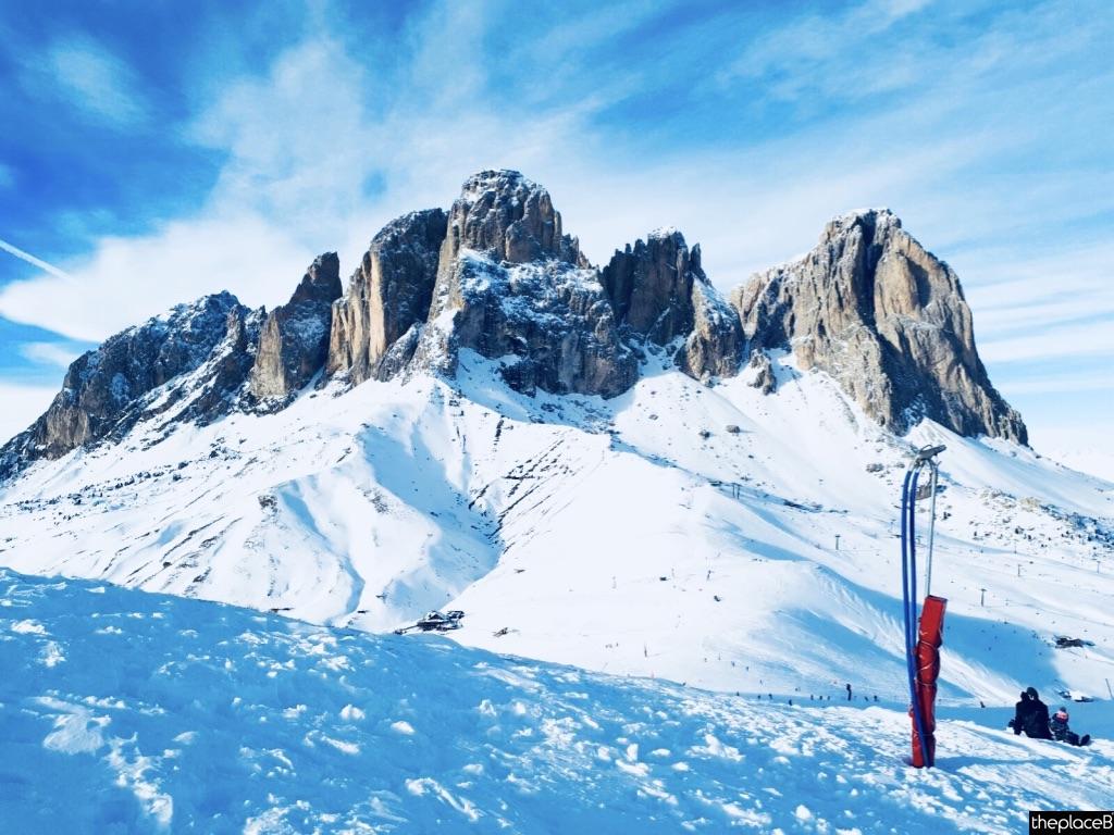 Rifugio des Alpes Dolomiti Campitello Val di Fassa he place B