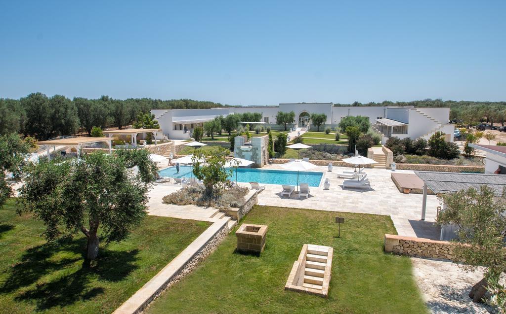 Credit Booking.com Masseria Muntibianchi Agriresort Otranto
