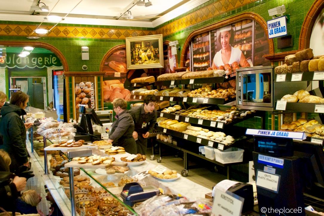Boulangerie Amsterdam