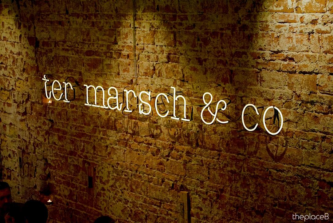 Ter Marsh & co.