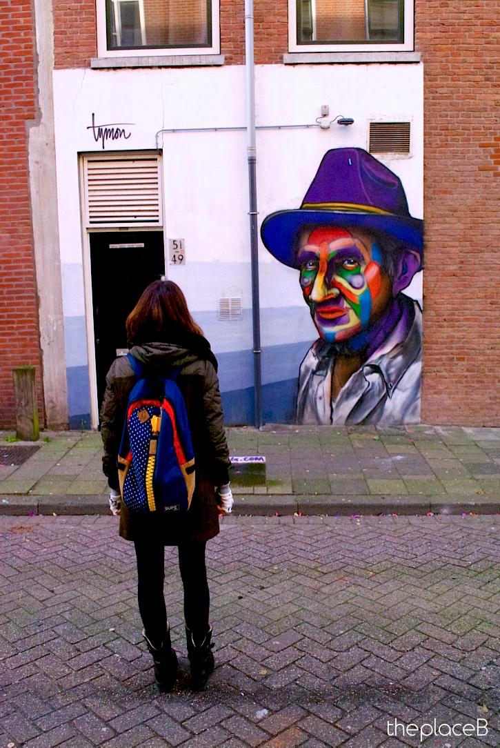 Rotterdam - melikepainting.com