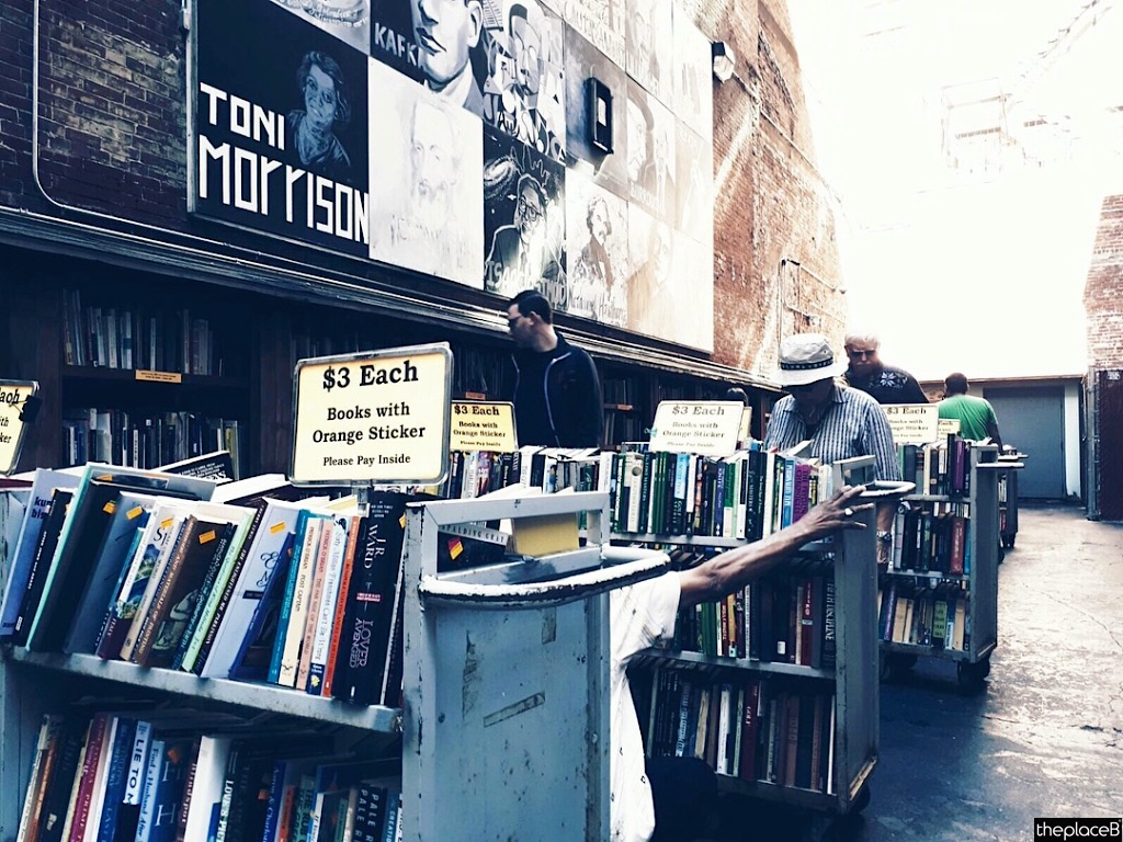 Boston to do list 5 luoghi da visitare Brattle Book Shop