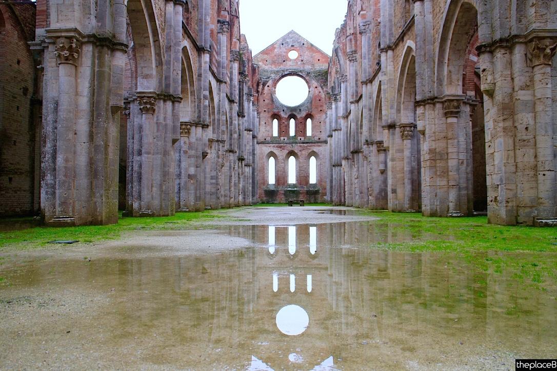 Abbazia di San Galgano Siena
