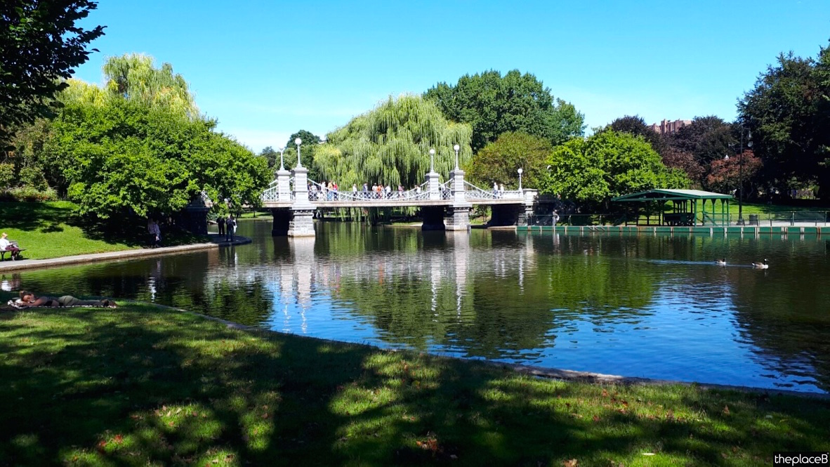 Boston to do list 5 luoghi da visitare Boston Public Garden