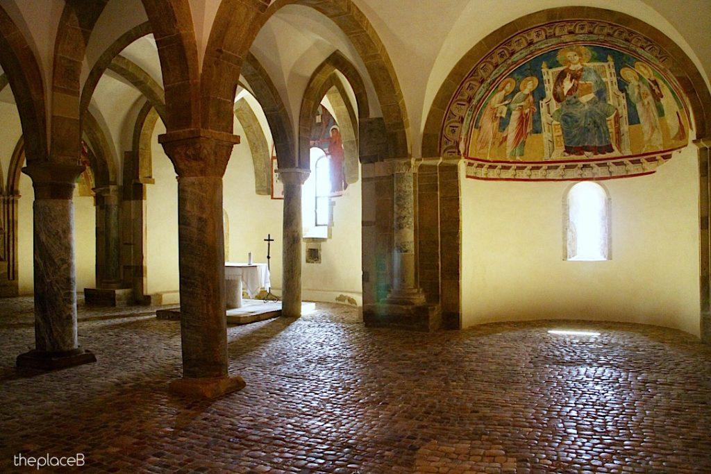 abbazia san giovanni in venere abruzzo