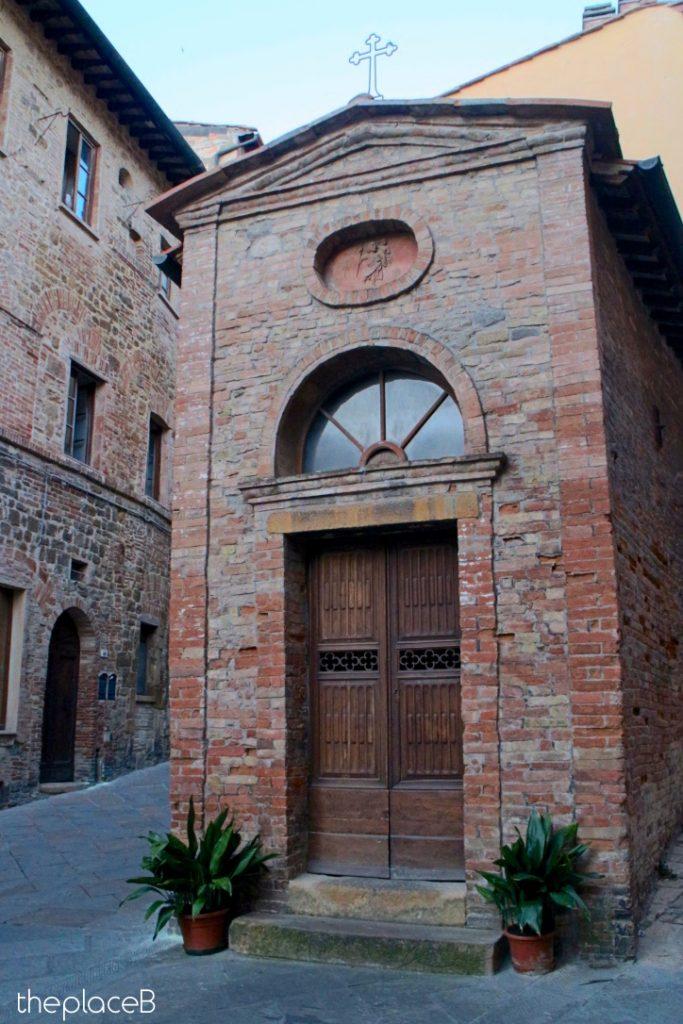 Volterra Via Franceschini