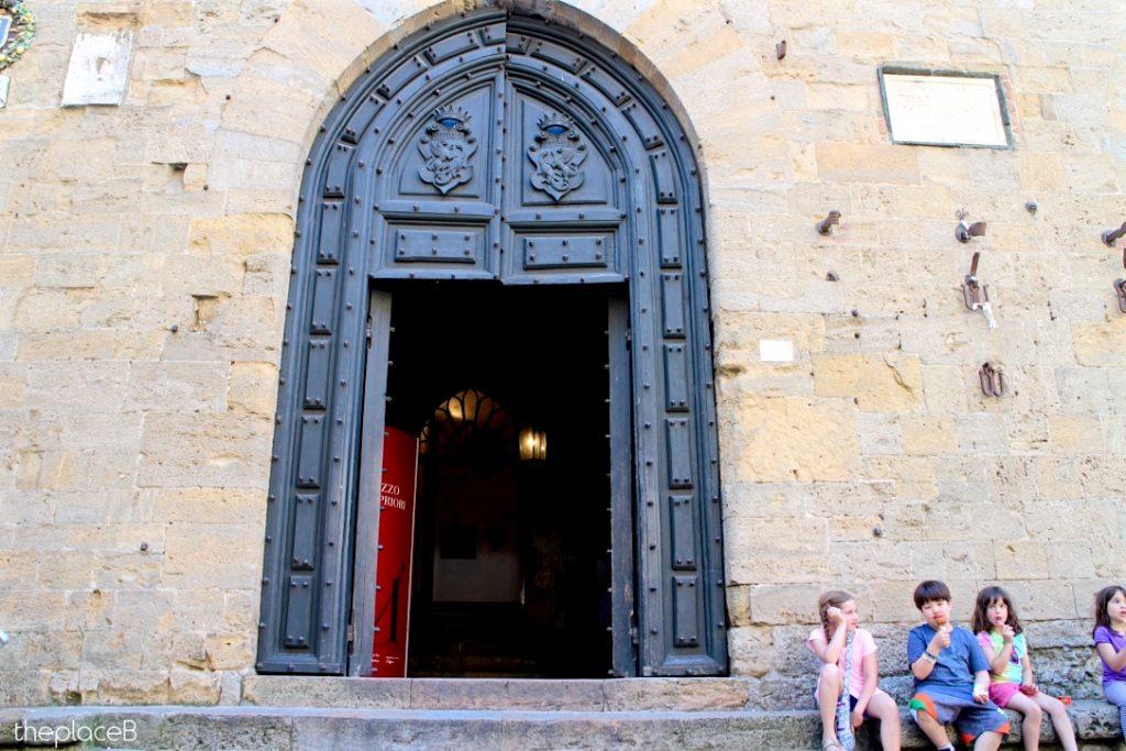 Palazzo dei Priori Volterra