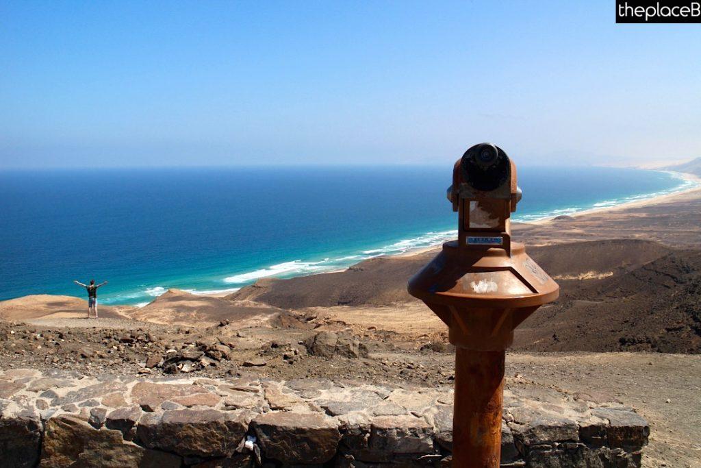 Fuerteventura Canarie Cofete