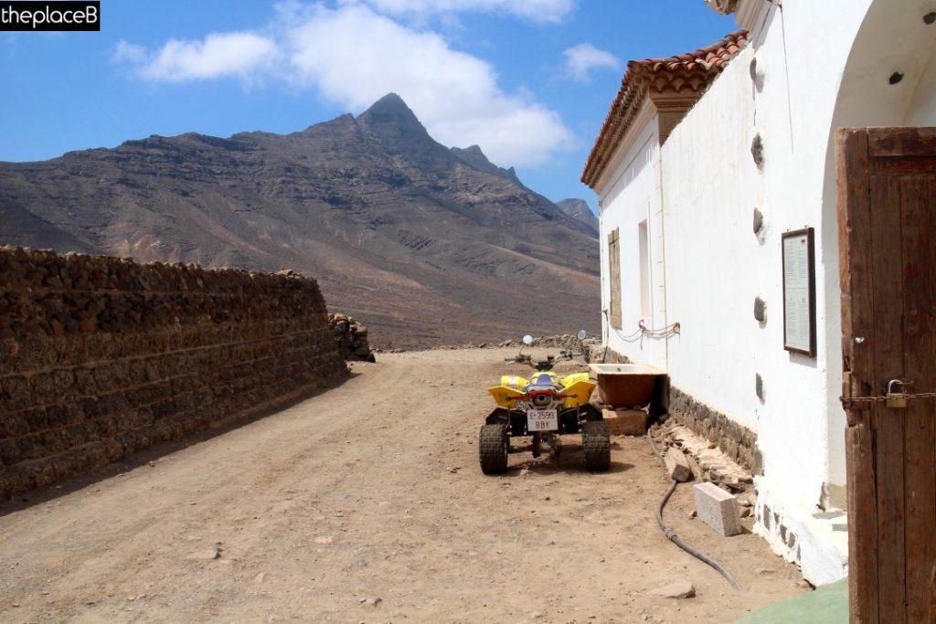 Fuerteventura Canarie Cofete Villa Winter
