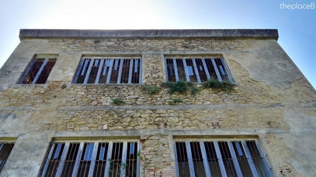 Ex Ospedale Psichiatrico Volterra Padiglione LIVI