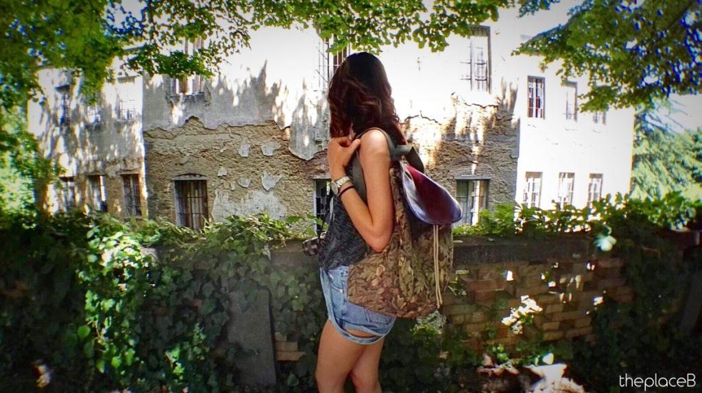 PRIMITIVE backpack theplaceB Volterra
