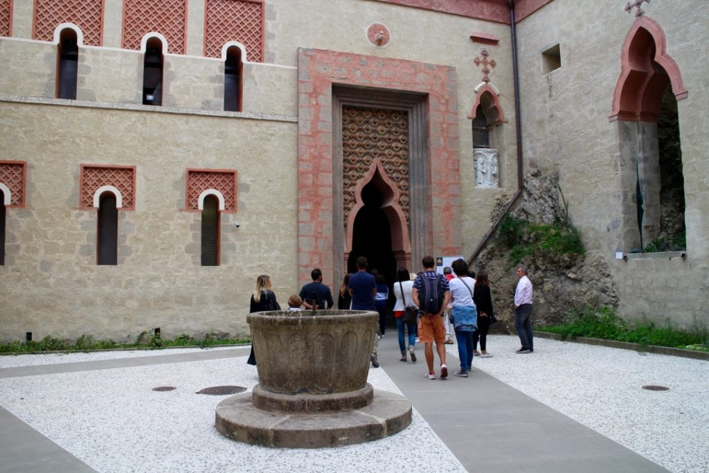 Rocchetta Mattei Bologna