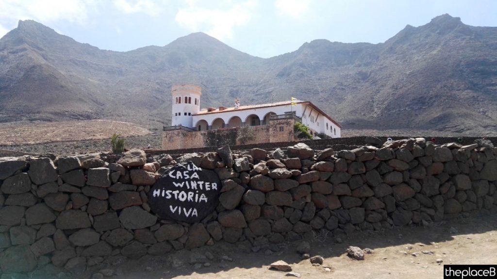 Fuerteventura Canarie Villa Winter